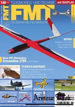 FMT Flugmodell und Technik 2018-07