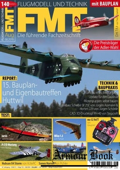 FMT Flugmodell und Technik 2018-08