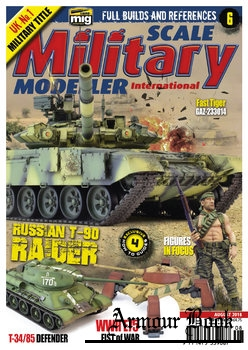 Scale Military Modeller International 2018-08