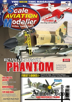 Scale Aviation Modeller International 2018-08