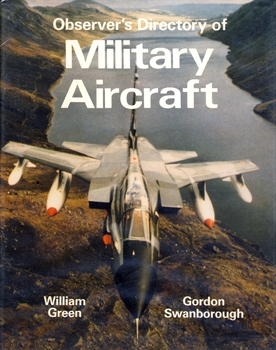 Observer's Directory of Military Aircraft [Arco Publishing]