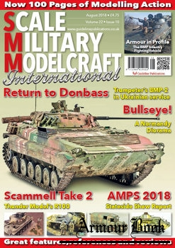 Scale Military Modelcraft International 2018-08