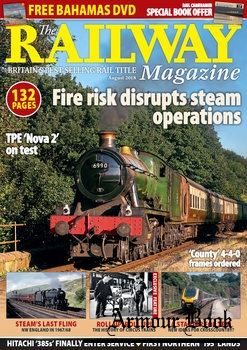 The Railway Magazine 2018-08