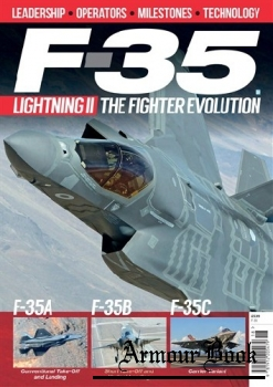 F-35 Lightning II: The Fighter Eevolution [Key Publishing]