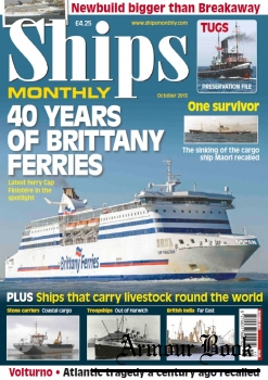 Ships Monthly 10/2013