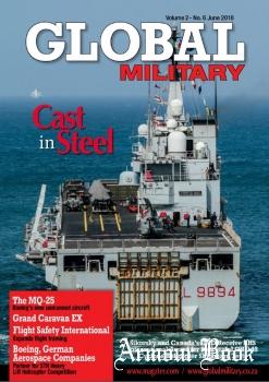 Global Military Vol.2 No.6 [2018/6]