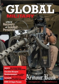 Global Military 2018-08 (Vol.2 No.8)