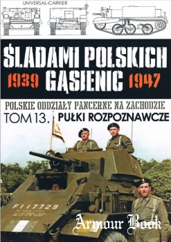 Pulki Rozpoznawcze [Sladami Polskich Gasienic 13]