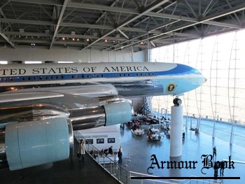 Boeing VC-137A Air Force One [Walk Around]