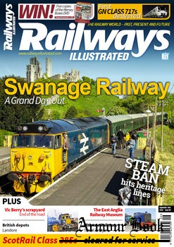 Railways Illustrated 2018-09