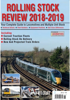 Rolling Stock Review 2018-2019 [Key Publishing]