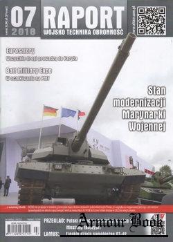 Raport Wojsko Technika Obronnosc 2018-07