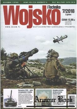 Wojsko i Technika 07/2018