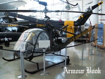 Hughes OH-23B Raven [Walk Around]