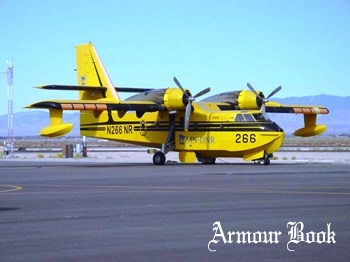 Canadair CL215 [Walk Around]