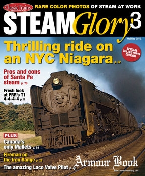 Steam Glory 3 [Classic Trains Special Edition №11]