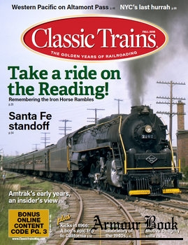 Classic Trains 2018 Fall