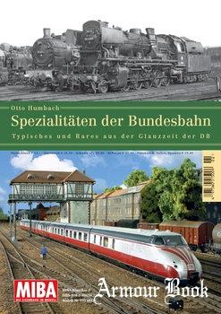 Spezialitaten der Bundesbahn [MIBA-Klassiker №2]