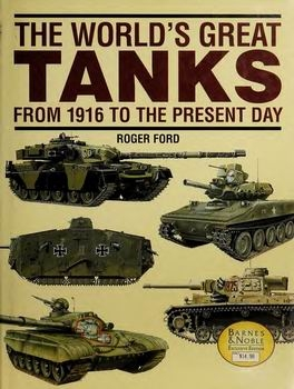 The World's Great Tanks: From 1916 to the Present Day [Barnes & Noble]