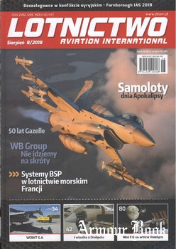Lotnictwo Aviation International 08/2018