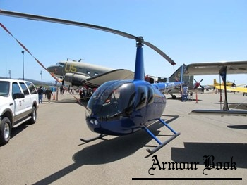 Robinson R44 Raven II [Walk Around]