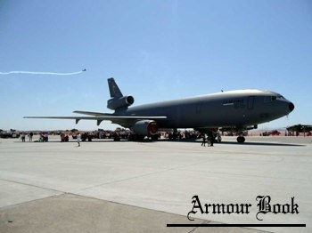 McDonnell-Douglas KC-10A Extender [Walk Around]
