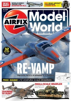 Airfix Model World 2018-09