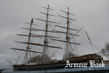 Клипер Cutty Sark [Walk Around]