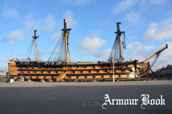 HMS Victory [Walk Around]