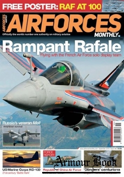 Air Forces Monthly 2018-09