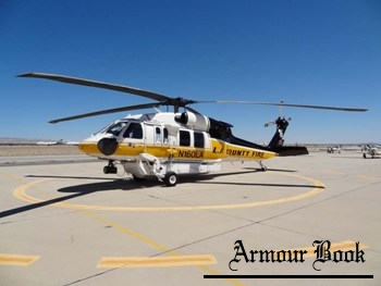 Sikorsky S-70A Firehawk [Walk Around]