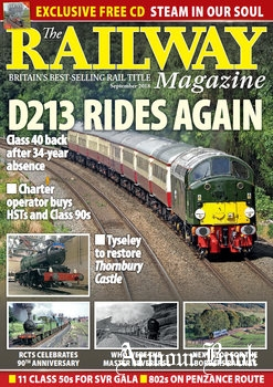 The Railway Magazine 2018-09