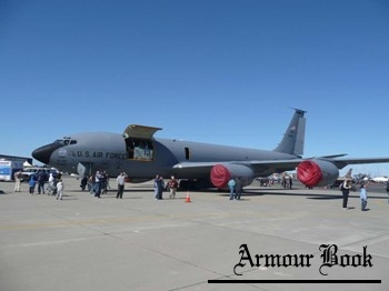 Boeing KC-135R Stratotanker [Walk Around]