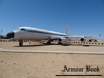 Convair CV-990 Coronado [Walk Around]