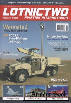 Lotnictwo Aviation International 09/2018