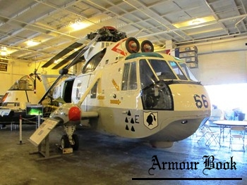 Sikorsky SH-3H Sea King [Walk Around]