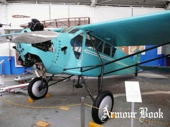 Curtiss Robin C-1 [Walk Around]