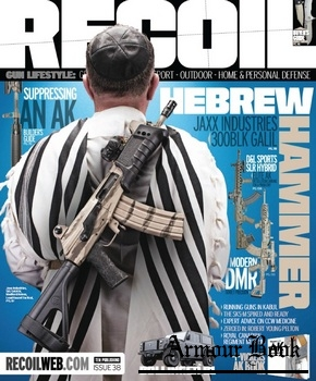 Recoil - Issue 38 2018