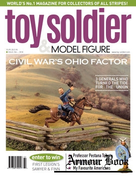 Toy Soldier & Model Figure №236 (2018)