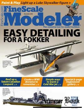 FineScale Modeler 2018-11 (Vol.36 No.09)