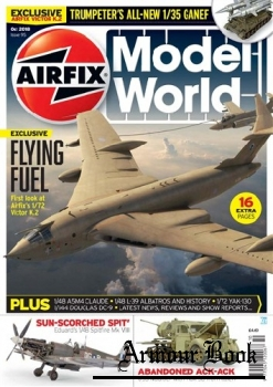 Airfix Model World 2018-10