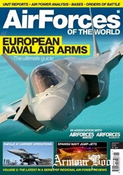 AirForces of the World - European Naval Air Arms [Key Publishing]