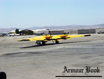 Northrop N9MB Flying Wing [Walk Around]