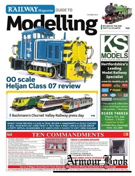 Railway Magazine Guide to Modelling 2018-10