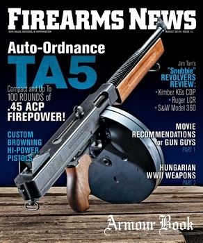 Firearms News 2018-15