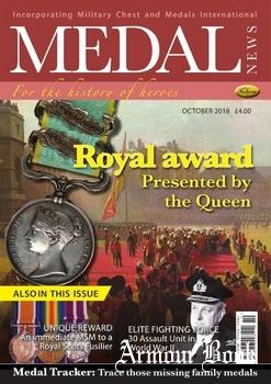 Medal News 2018-10
