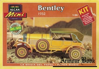 Bentley 1932 [Alcan]