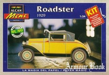 Roadster 1929 [Alcan]