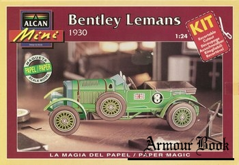 Bentley Le Mans 1930 [Alcan]