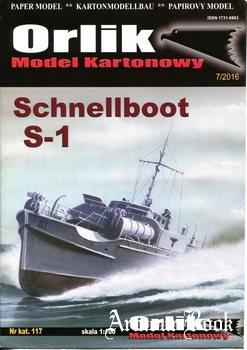 Schnellboot S-1 [Orlik 117]